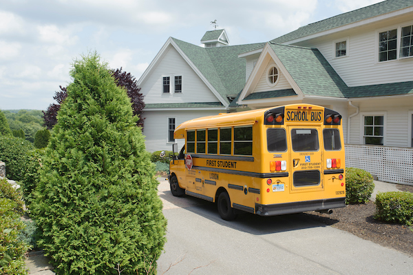 Susan Wayne Center Day School and Bus