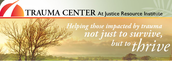 Helping those impacted by trauma, not just to survive, but to thrive
