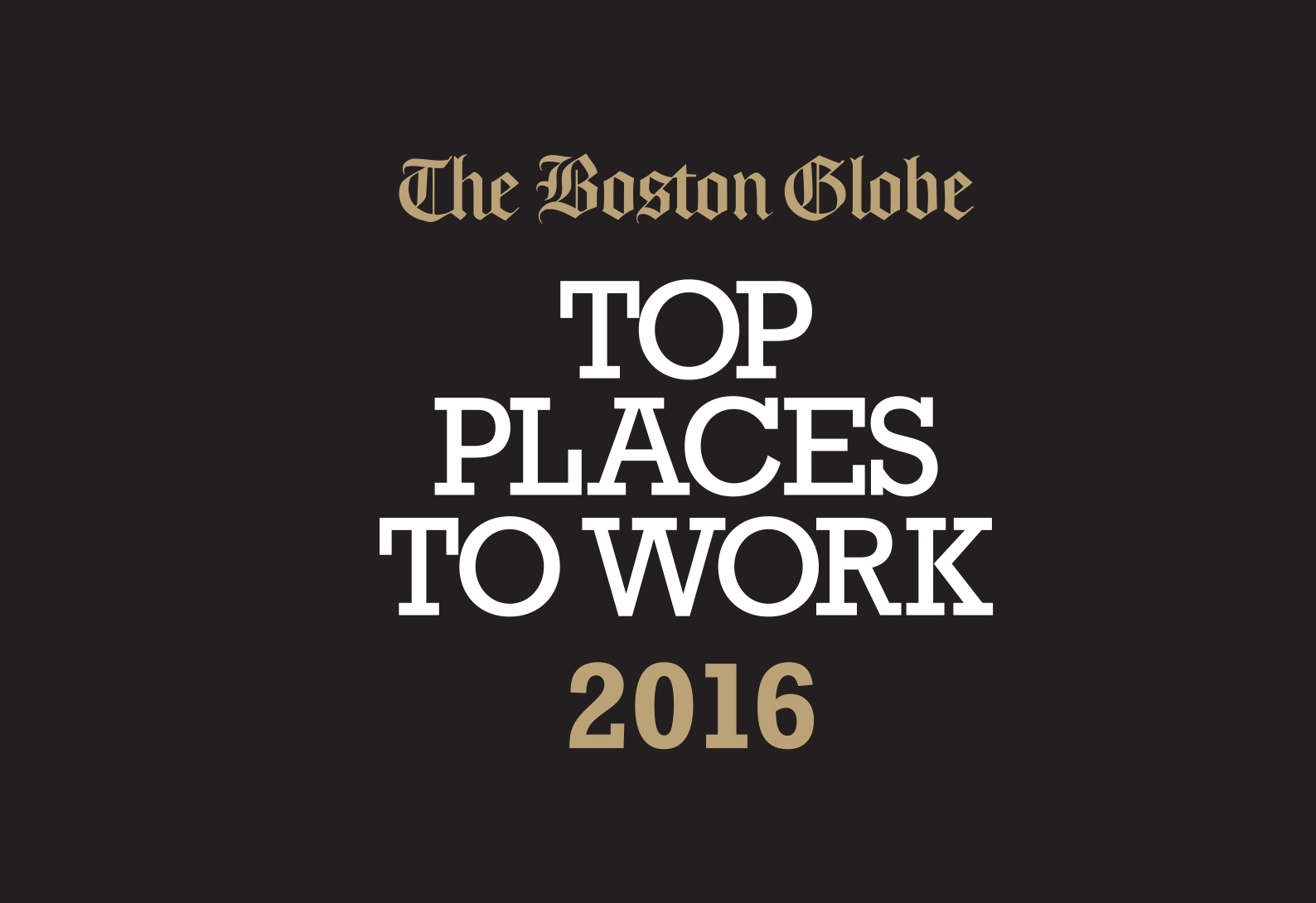 JRI was named a top place to work in 2016 by the Boston Globe