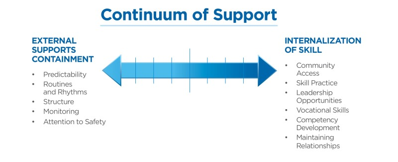Continuum of Support Resized