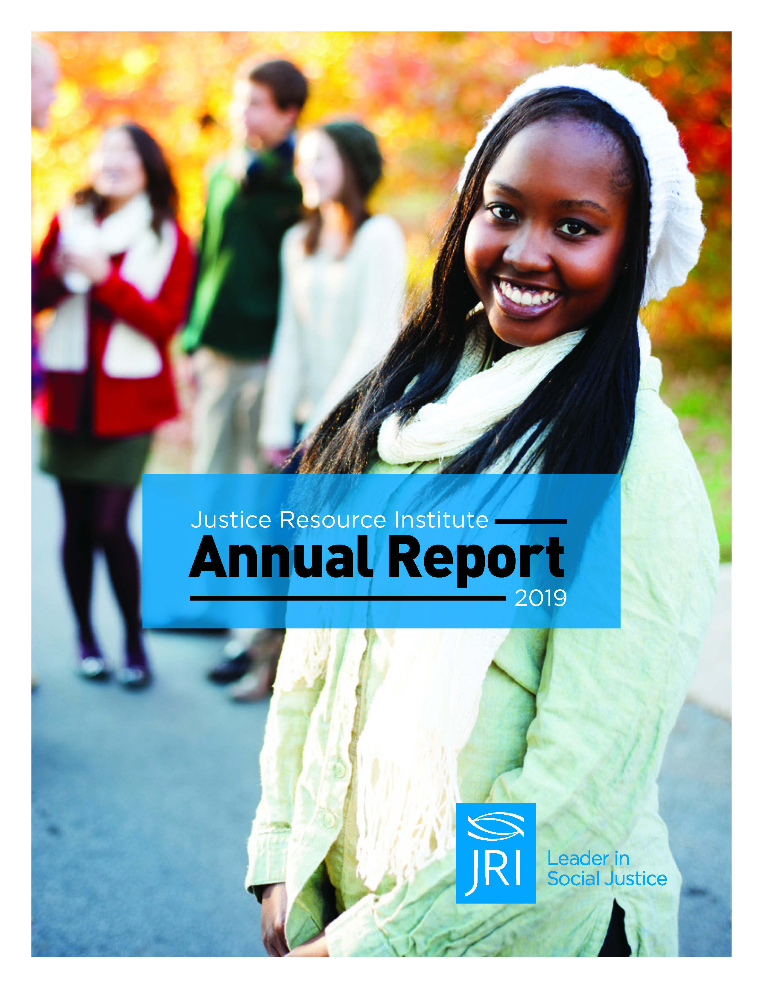 Annual Report Front Cover 2019