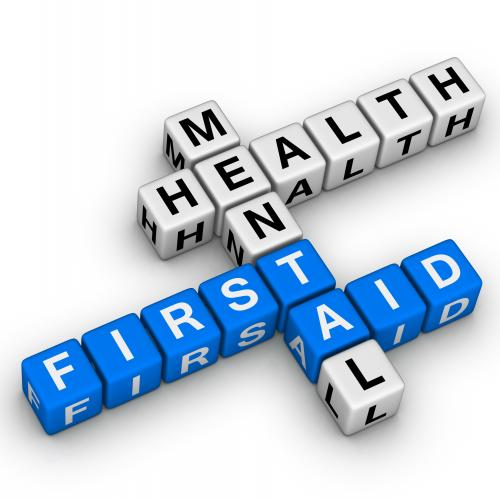 mental health first aid scrabble